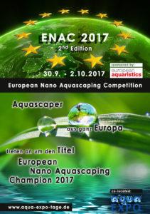 ENAC 2017 Flyer