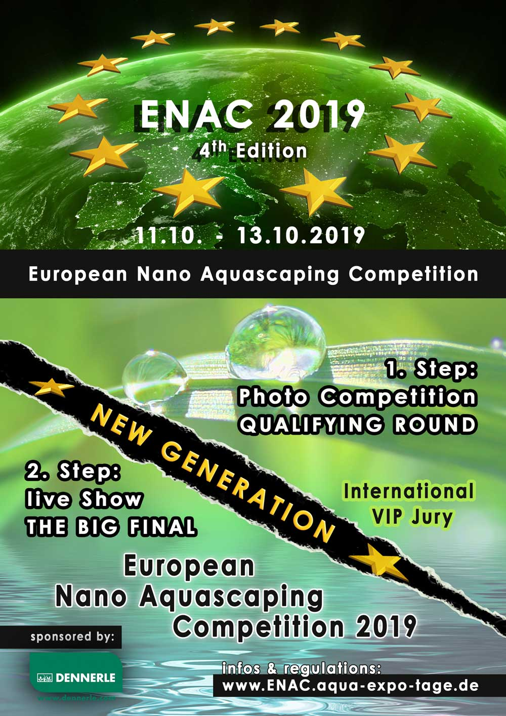 ENAC - European Nano Aquascaping Competition - 2019